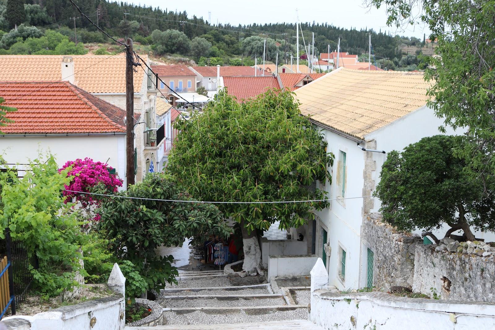 Town of Fiskardos, Kefalonia