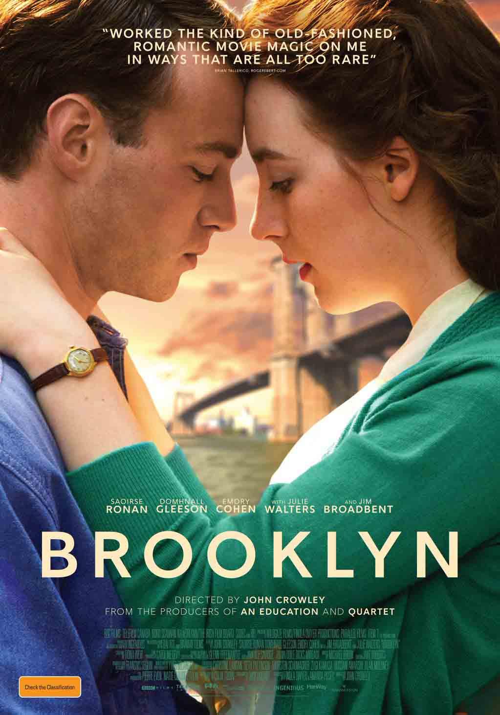 Brooklyn Torrent – Blu-ray Rip 720p e 1080p Dublado (2016)