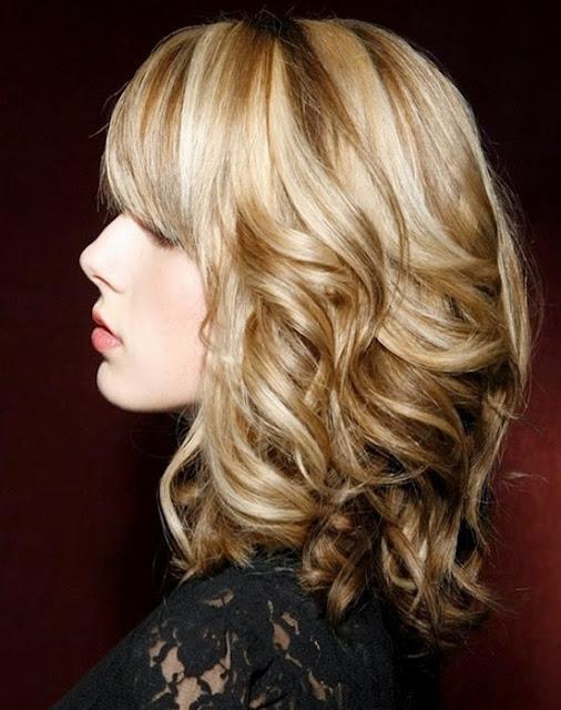 Trend Rambut Panjang Wanita Terbaru