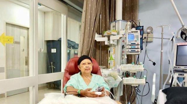 Ani Yudhoyono Sempat Dilarikan ke ICU karena Demam Tinggi, Annisa Pohan Kabarkan Keadaan Terkini