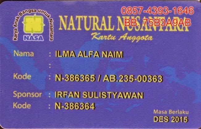 id card-crystal x-ilma-alfa-naim-obat-keputihan