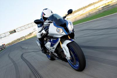 BMW S1000RR Premium motorcycle