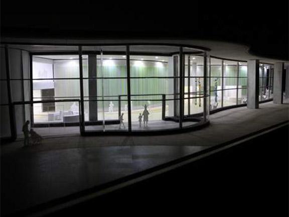Interior Architectual Model - Foam Safe CA - Super-Gold+ - BSI Adhesives