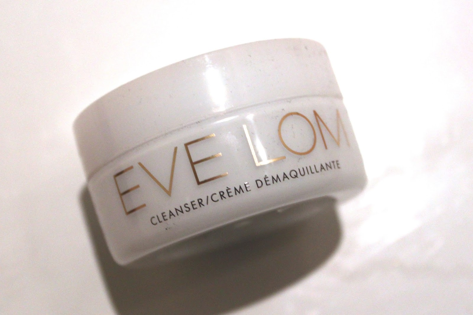Jar of Eve Lom Cleanser