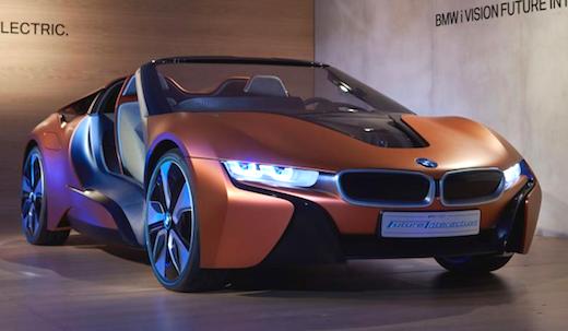 BMW i8 обзор