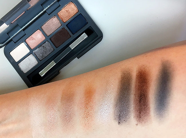 Stowaway Cosmetics Dawn to Dusk Eyeshadow Palette
