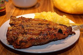 t bone steak marinade beer