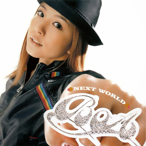 BoA – Next World (Japanese) (FLAC)