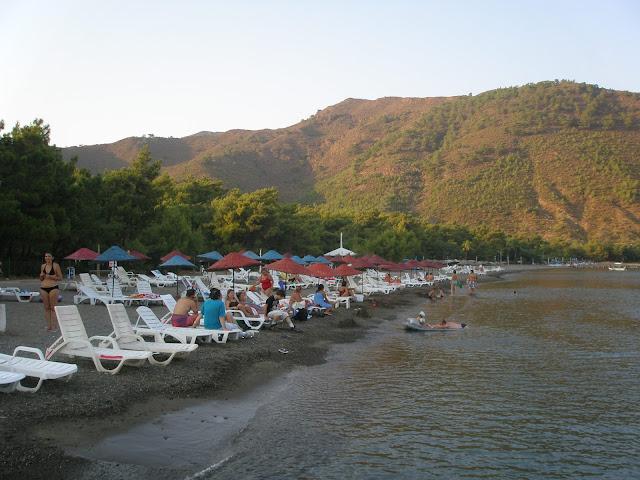 Ege'de tatil, Ege'de temiz deniz, Datça, Datca, Datca Aktur, koy, mavi bayraklı deniz, Datça Koyları