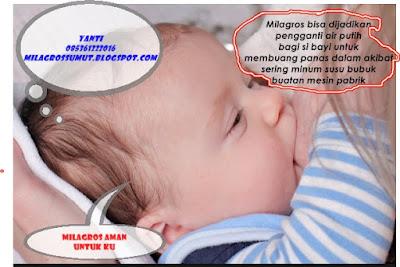 milagros untuk bayi