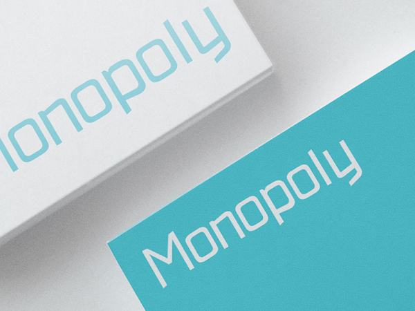Download Monopoly Minimalist Font Free