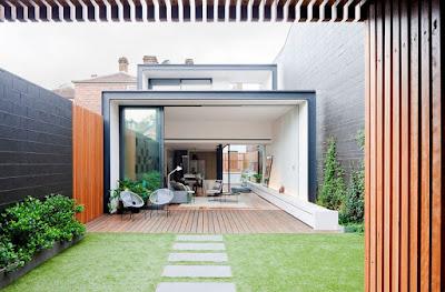 Teras Rumah Minimalis 10