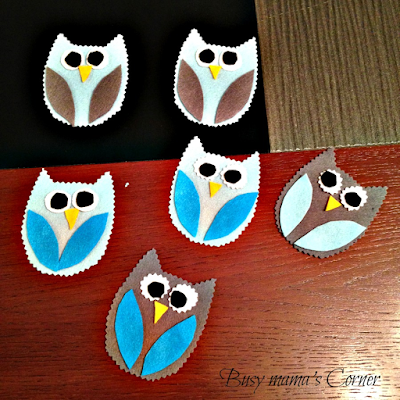 owl boy baptism little owls