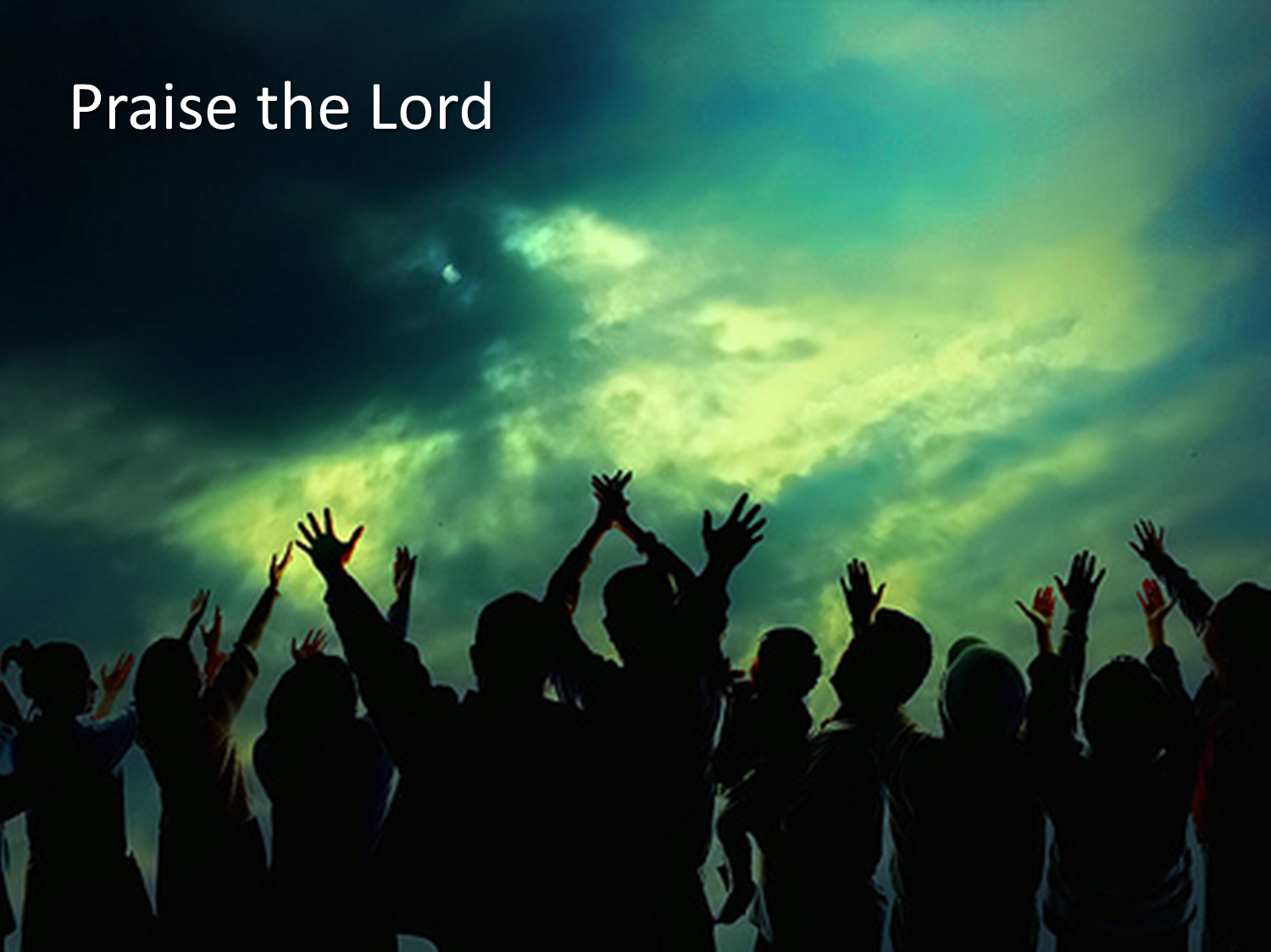 praise the lord with - photo #17