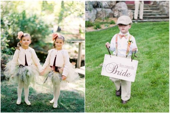 Małe druhny, druhenki, mali drużbowie, dzieci na ślubie, dzieci na weselu, orszak ślubny z małymi dziećmi, sukienki dla druhenek, zadania dla małych drużbów, organizacja ślubu i wesele, konsultanci ślubni Winsa, blog o ślubach