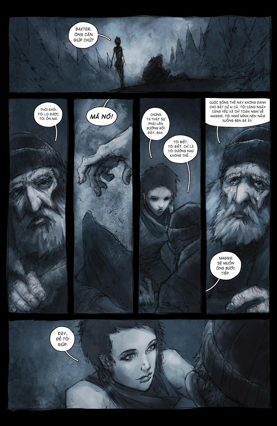 Broken Moon chương 1 trang 18