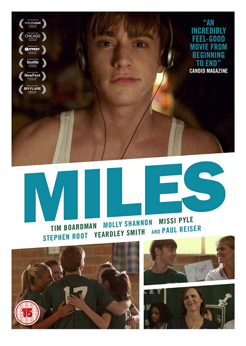 miles movie dvd