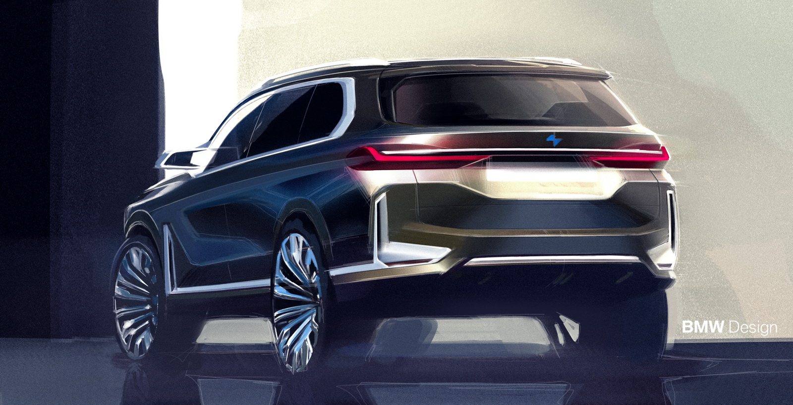 Bmw Concept X7 Iperformance Is A 7 Series Suv 40 Pics