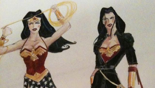 Filtrado el guion de la 'Wonder Woman' que iba a dirigir Joss Whedon
