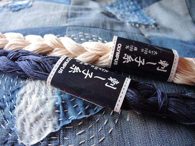 sashiko yarn