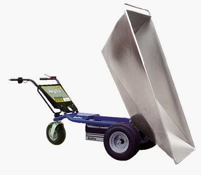 brouette moteur zallys qualit italienne chariot. Black Bedroom Furniture Sets. Home Design Ideas