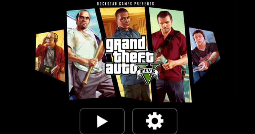 Software Rocket Gta 5 Android Apk Obb Data Highly
