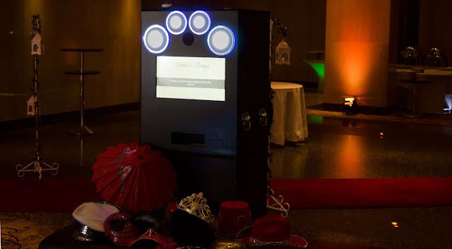 fotocabina para bodas en Bogotá