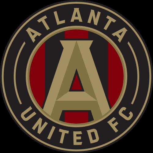 Logo Klub Sepakbola Atlanta United FC PNG