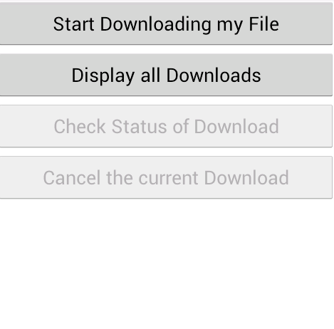 Android Download Manage, Make your own Download Manager for