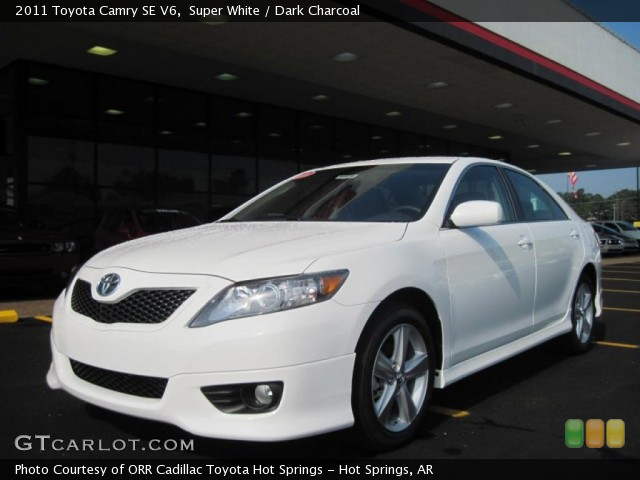 car series 2011 toyota camry se v6 offers new cars reviews shows photos the car connection. Black Bedroom Furniture Sets. Home Design Ideas