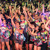 Color Manila Celebrates End of Summer with at Least 10,000 Participants at the CM Blacklight Run in Manila