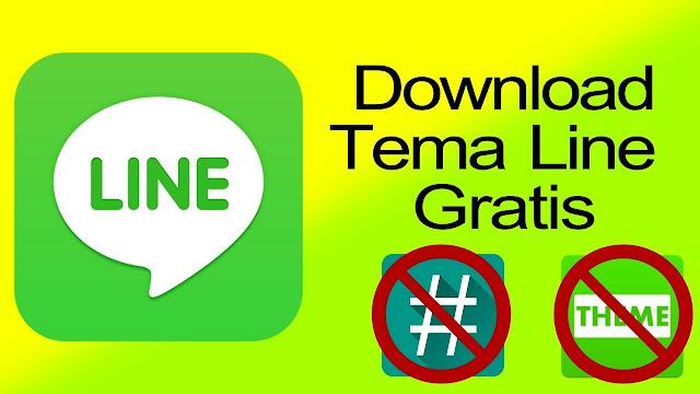 Download Kumpulan Tema Line Gratis Untuk Semua Android Terlengkap Official
