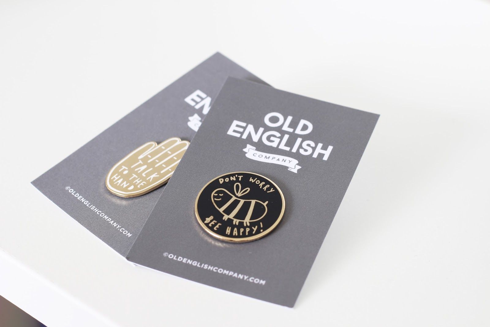 It's All About The Little Things In Life Old English Co stationery homeware