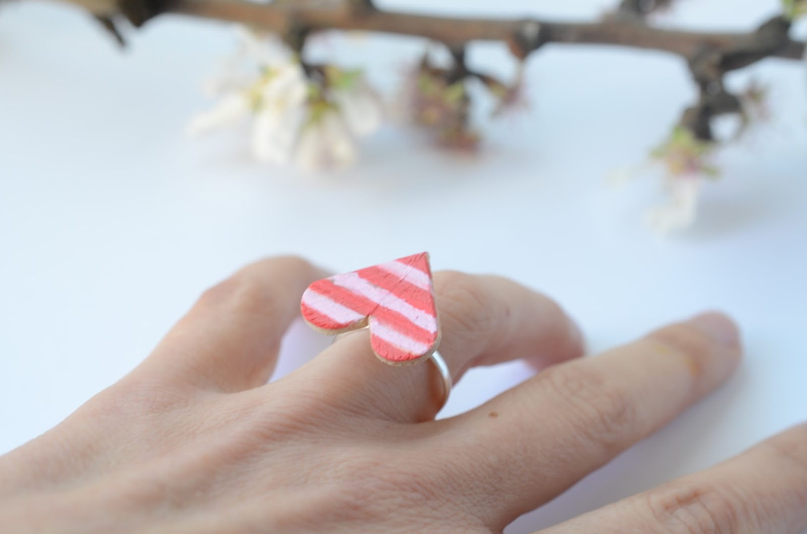 hand made: ring