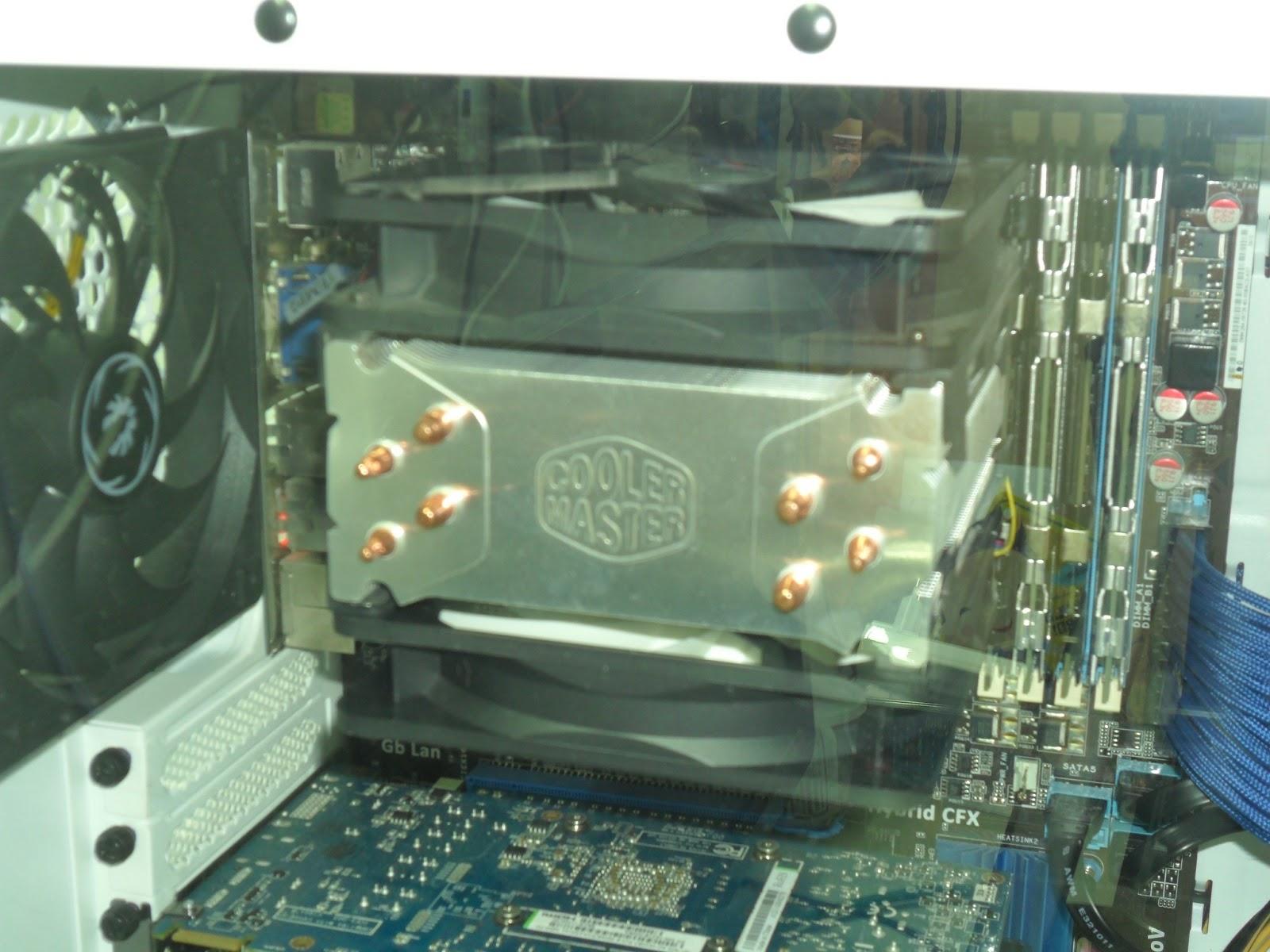 Unboxing & Review : BitFenix Spectre Pro LED 120mm 12