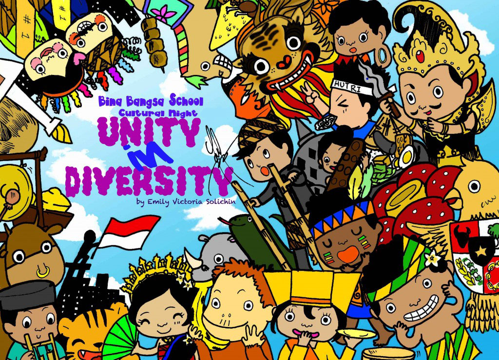 unity and diversity of indonesia essay Unity in diversity essay slogans on global warming: ba in creative writing online 9 de abril de 2018 11:46 @ohnanajeeen hindi pa, kulang pa ko ng dialogues chaka essay.