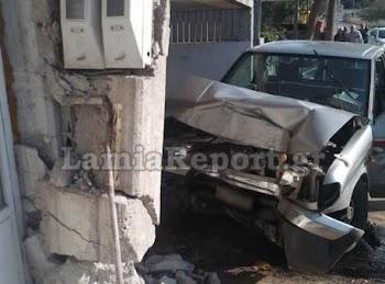 Λαμία  Έτρεχε να σώσει τη γυναίκα του και σκοτώθηκε 925901da577