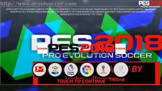 FTS Mod PES 2018 HD New Transfer Full Europe