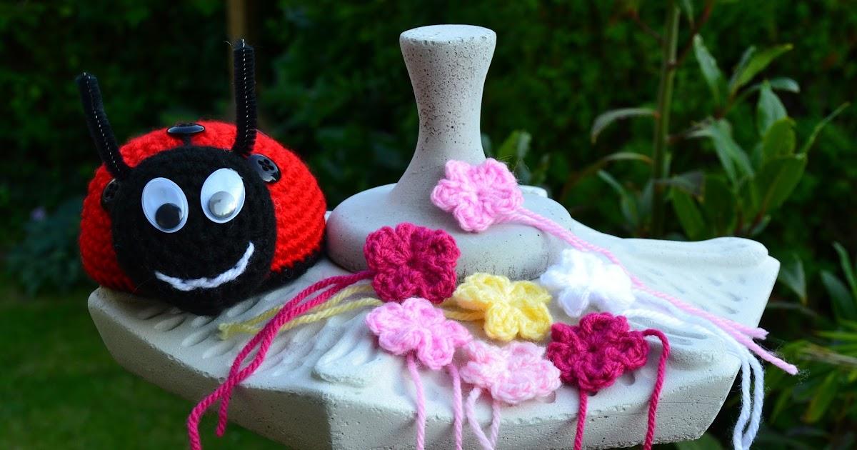Atelier Marie-Lucienne: Ladybirds (with Tutorial) – Marienkäfer (mit Anleitung)