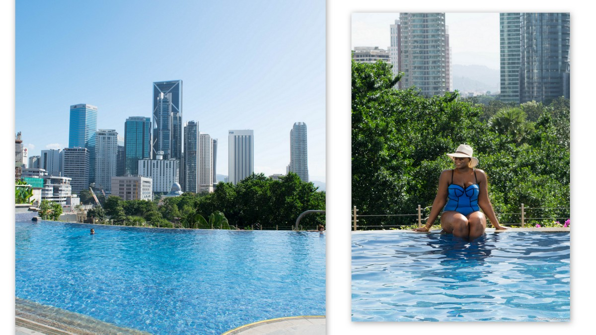 Hotels Near KLCC | Hotels with views of KLCC | Mandarin Oriental Hotel KLCC | Where To Stay In Kuala Lumpur