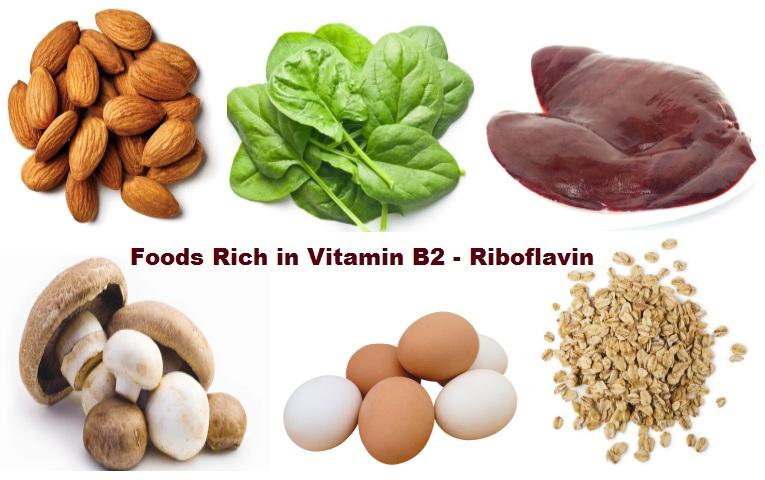Riboflavin, Vitamin B2