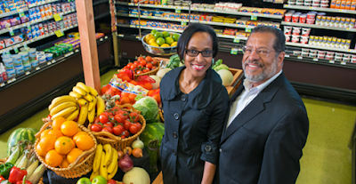 Black-owned grocery store