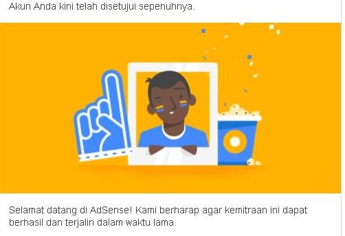 Tips Simple Agar Blog Kamu Diterima Adsense