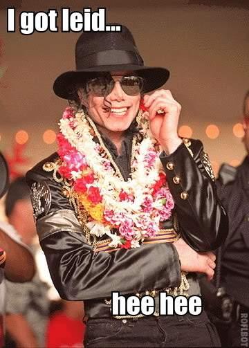 Michael Jackson Leid Meme