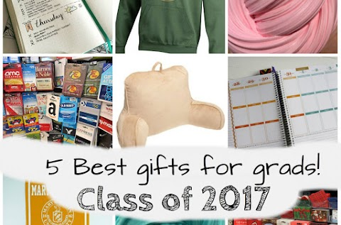5 Great Gifts for Grads!