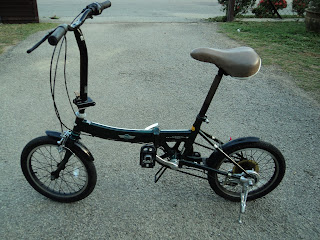 the right bike store 16 6 speed imported used folding bicycle from japan bmw mini cooper