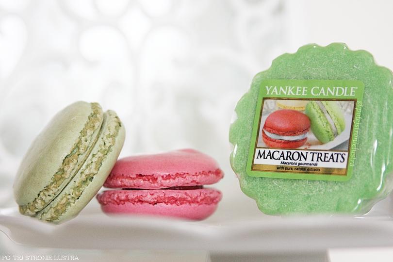 wosk zapachowy yankee candle macaron treats i ciasteczka makaroniki