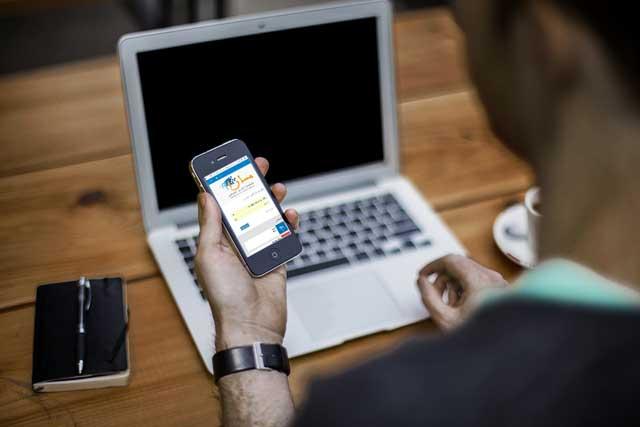 تعرف على كيفية إدخال النقط  منظومة مسار عبر هاتفكم
