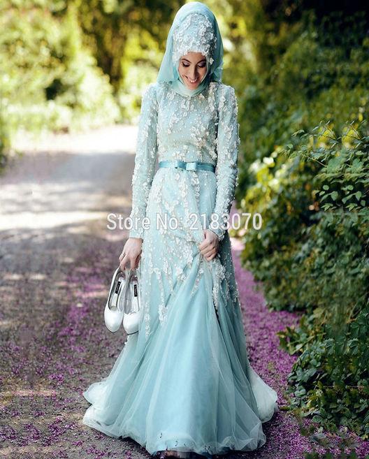 Model Gaun Pengantin Muslimah Terindah Galeri Batik Terbaru