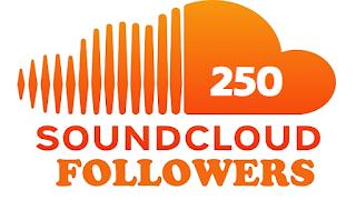 Buy 250 SoundCloud Followers